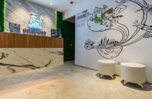 DewaWeb Office done by Koerie Design